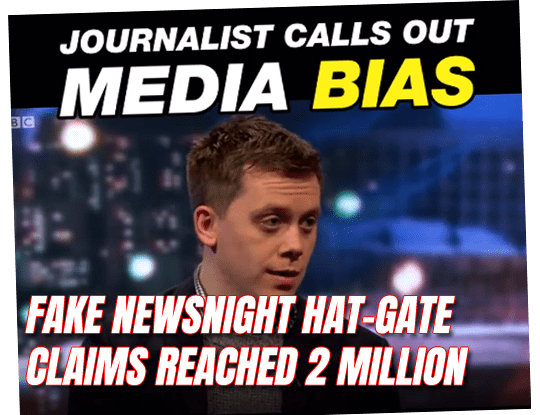 Owen Jones' Viral Fake News