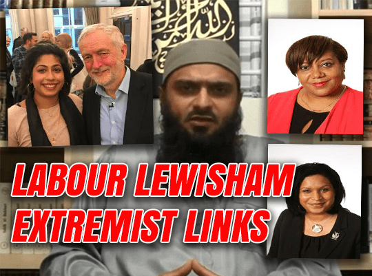 Three Labour Lewisham East Candidates Promoted Extremist Imam