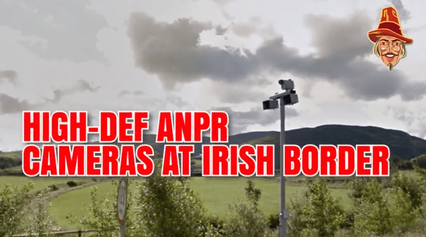 Irish Border Camera Problem Solved
