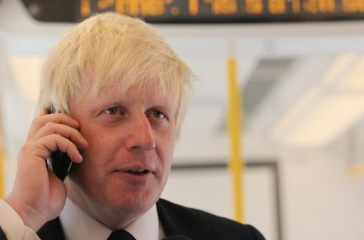 Kremlin Pranksters Fail With Boris