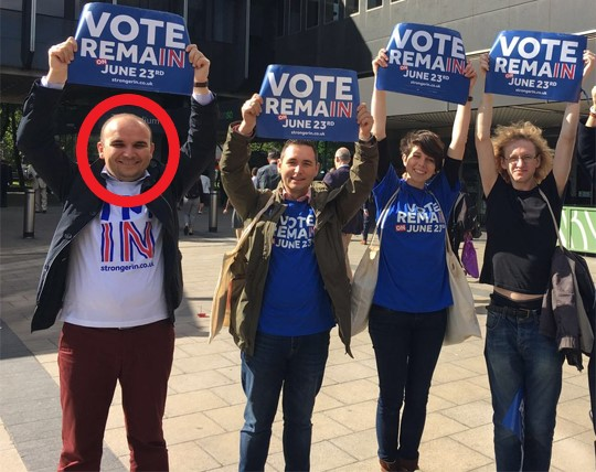 Professional Coach to Train Anti-Brexit Flash Mob