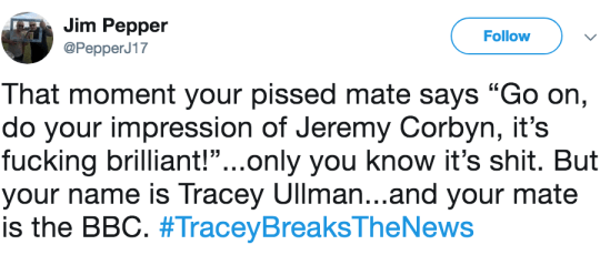 Corbynistas Are Triggered By Tracey Ullman Sketch Screen-Shot-2018-06-03-at-10.31.59