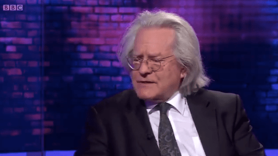 Watch: AC Grayling Vs Andrew Neil