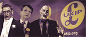 Undead UKIP Poll Rise Terrifies Tories