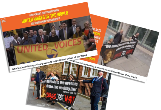 Is it ok to shout abuse at the children of politicians you dont like? Class-war-1