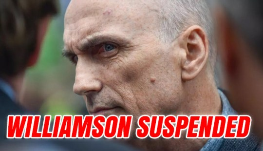 Chris Williamson Suspended From the Labour Party