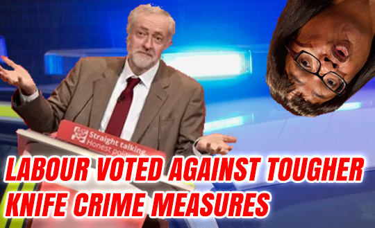 Labour's Laughable Law and Order Pitch