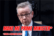 Gove's Pitch
