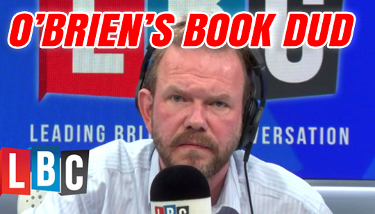 O'Brien's Book Reduced to 99p