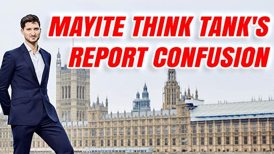 Mayite Think Tank's Startling Statist U-Turn