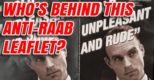 'Former' Lib Dem's Kamikaze Campaign Against Raab