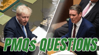 PMQs: Who's Asking the Questions