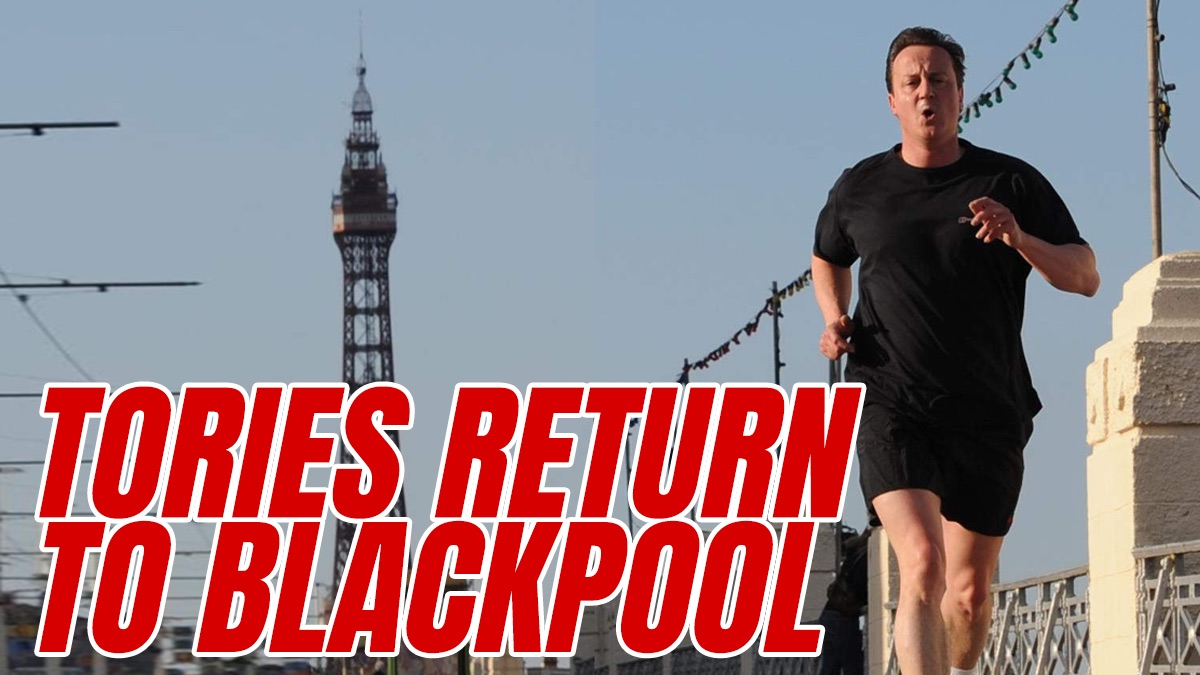 Party Conference Returns to Blackpool