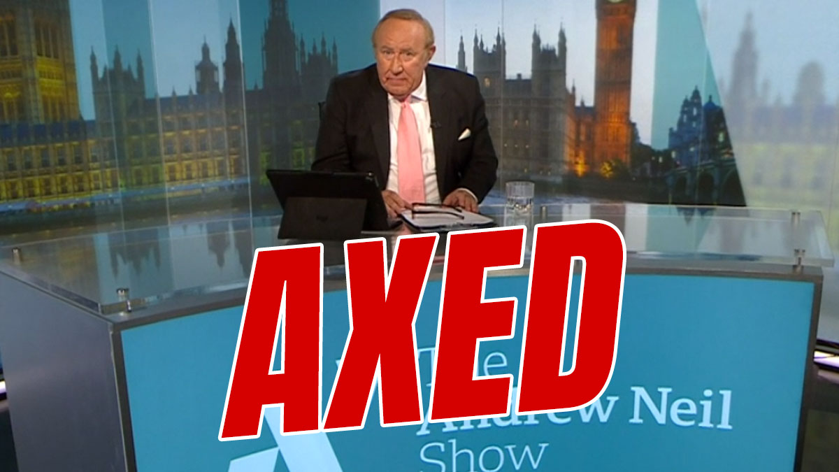 Politics Live Saved, Andrew Neil Axed in Latest BBC Cuts