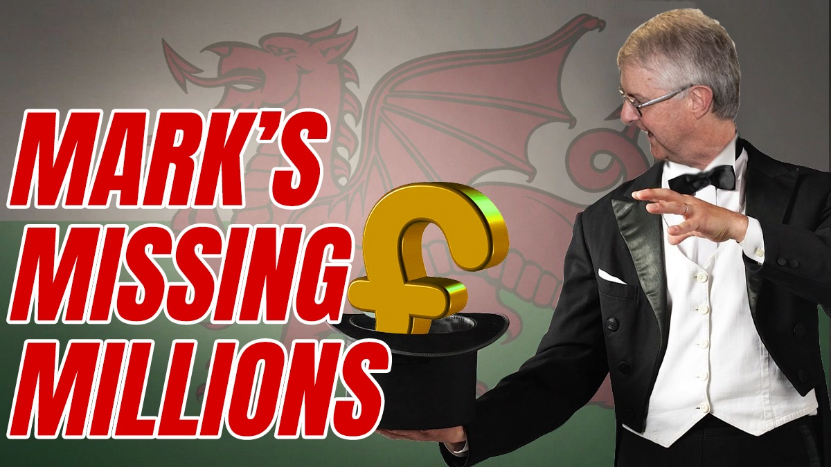 Wales' Vanishing £6 Million Arts Funding