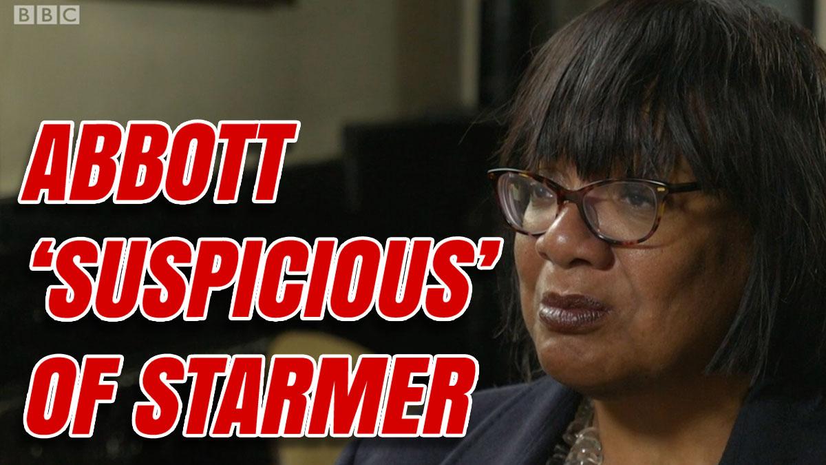 Diane Abbott Blasts Sir Keir as Opportunist