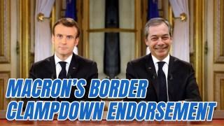 """Macron's Call for """"Deep Overhaul of Schengen"""" and EU Borders"""