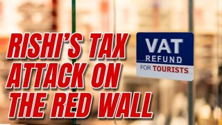 Planned Tourist VAT Hike Will Hit Red Wall Jobs, Benefit EU's Duty Free Shoppers