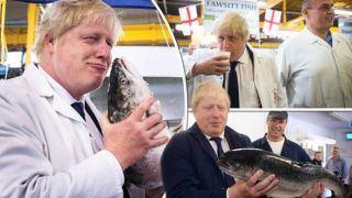 Boris to Ursula von der Leyen: Move on Fishing or No Deal
