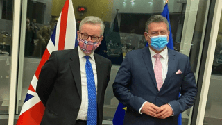 """Gove Announces """"Agreement in Principle"""" With EU on Withdrawal Agreement Implementation"""