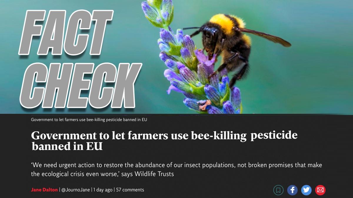 Left-Wing Press Spread Un-bee-lievable Brexit Lies