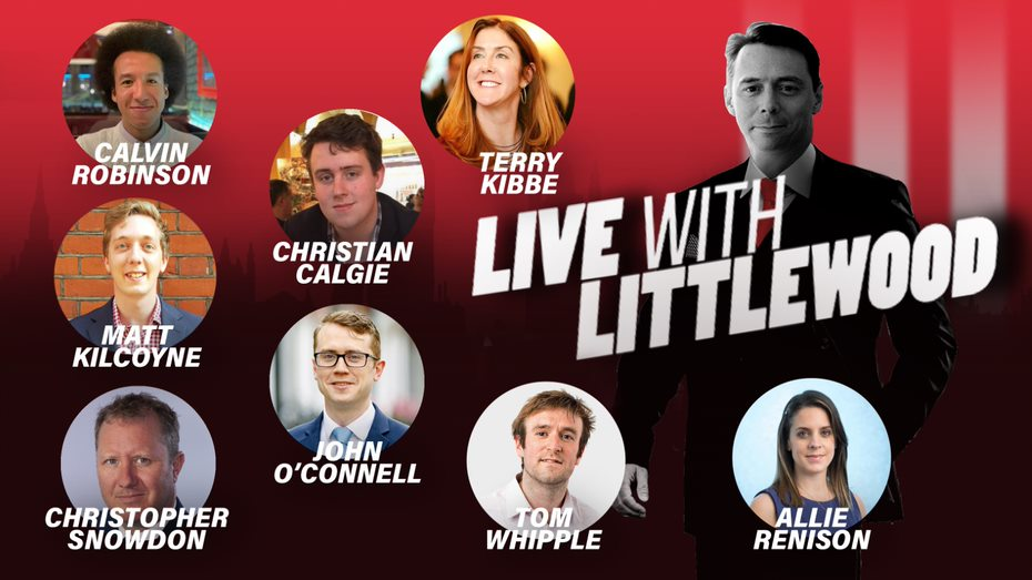 WATCH: LIVE with LITTLEWOOD