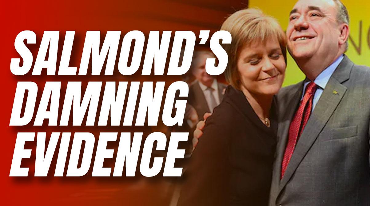 Salmond's Damning Evidence Against Sturgeon Explained