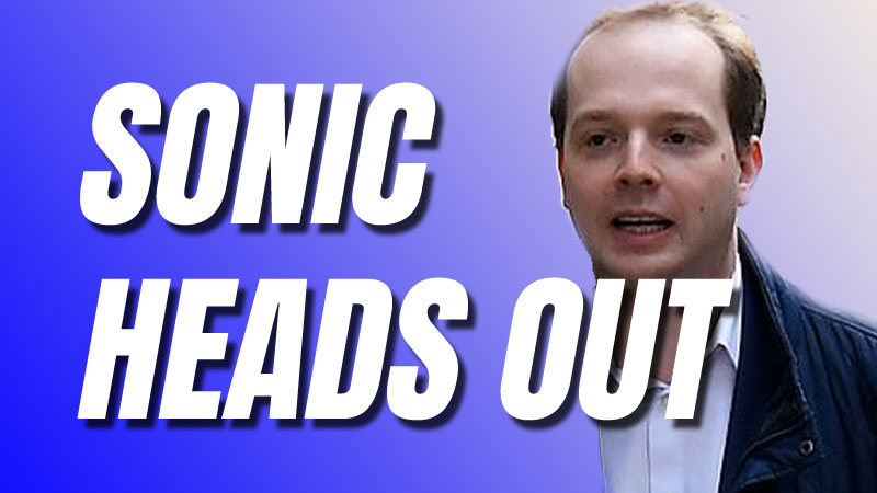 """Vote Leave & Brexit Negotiations Veteran Oliver """"Sonic"""" Lewis Quits Downing Street"""