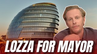 Laurence Fox to Stand for London Mayor