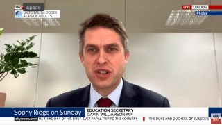 """Gavin Williamson on Nurses' Pay: """"Government has been clear"""" on NHS Commitment"""