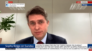 """Gavin Williamson on Potential Teachers' Pay Rise: """"We Are Facing a Tough Economic Time"""""""