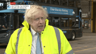 """Boris on Sarah Everard Vigil: """"I was Very Concerned About the Images I Saw"""""""
