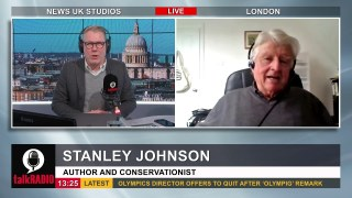 Stanley Rates Boris's Pandemic Performance as B+/A-