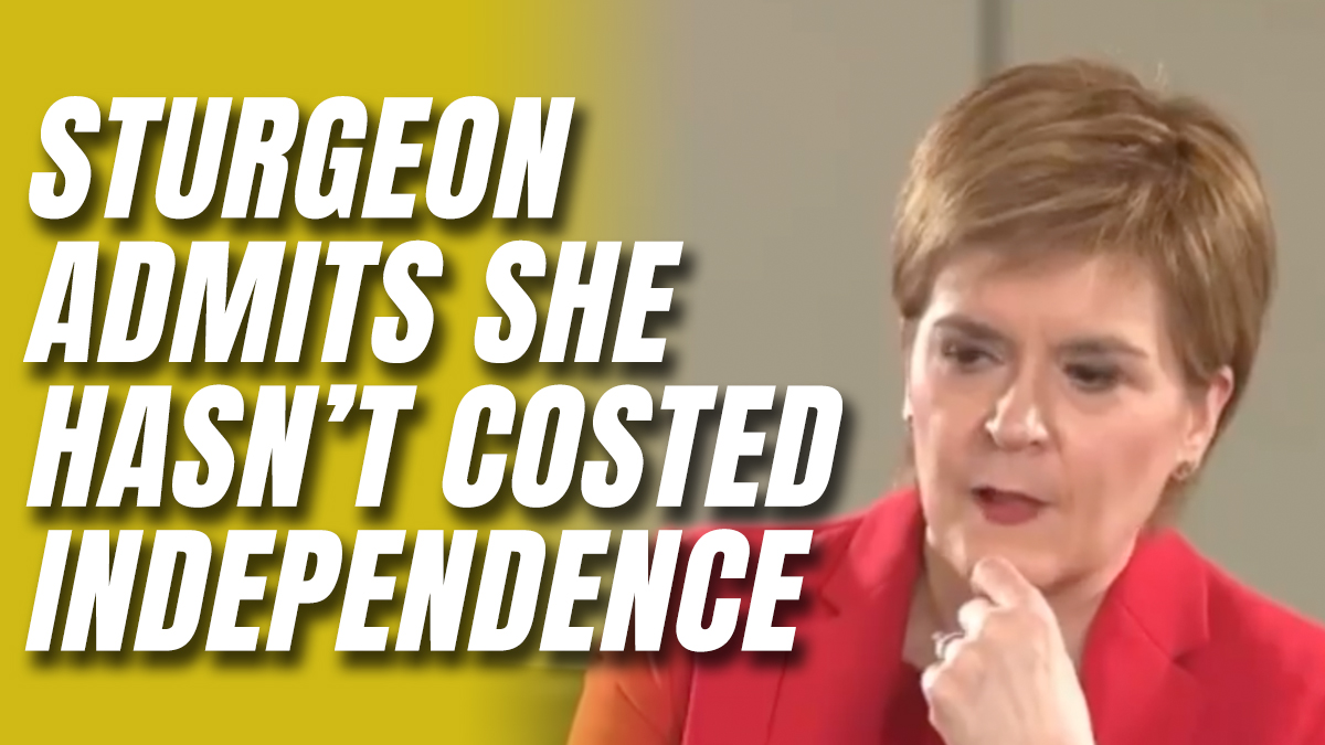 Sturgeon cost of independence copy
