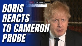 """Boris: """"We Need to Understand What's Been Going On"""" with Cameron Lobbying Probe"""