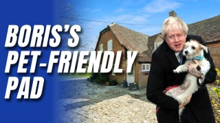 Through the Keyhole: Boris's Pet-Friendly Oxfordshire Pad Yours for £4,250-a-Month