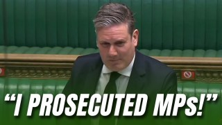 WATCH: Starmer Plays the Prosecutor at PMQs