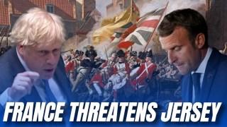 Hostile France Threatens Third Battle of Jersey