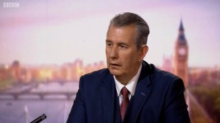 New DUP Leader Edwin Poots: Current EU Commissioners do not Care About Northern Ireland Peace Process