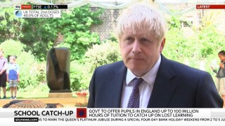 """[WATCH] Boris: """"I Can See Nothing in the Data at the Moment that Means we Can't go Ahead with Step 4"""""""
