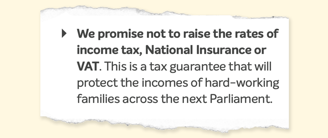 Government's Manifesto-Breaking Social Care Tax Rise Would Hit Young People Hardest