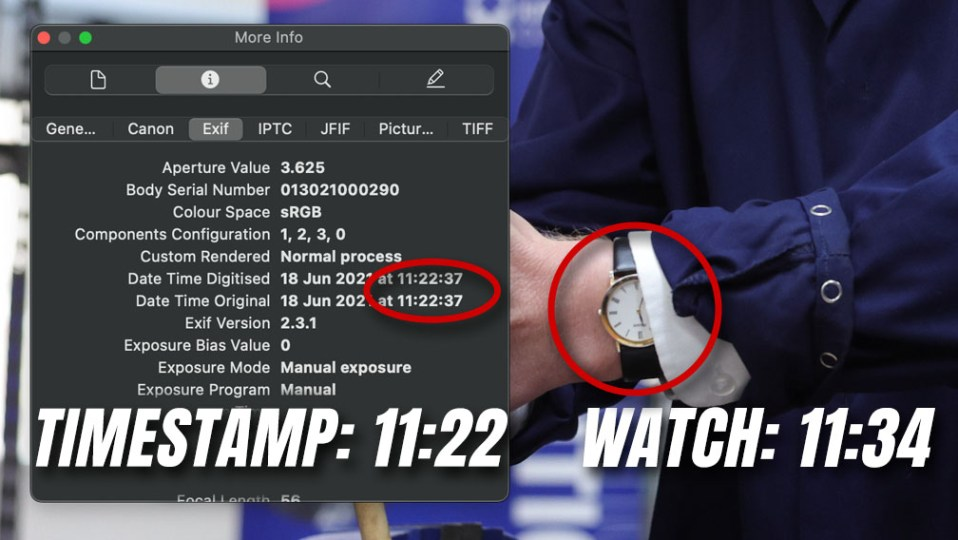 Boris Sets His Watch 12 Minutes Fast to Stop Being Late