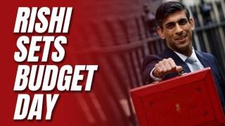 Rishi Confirms October 27th Budget