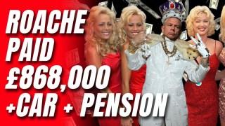 GMB Union Boss Tim Roache Bags £868,800 Plus £60,000 Annual Pension