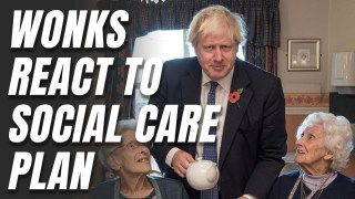 Wonks Outraged By Boris's Tax Hike