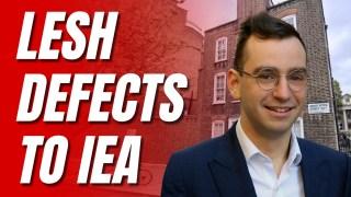 Wonk Watch: More IEA and ASI Reshuffling