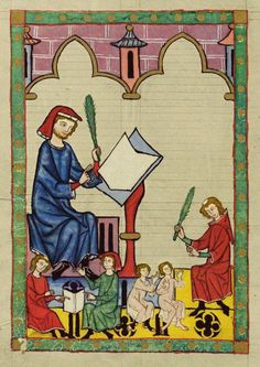 scribes 3