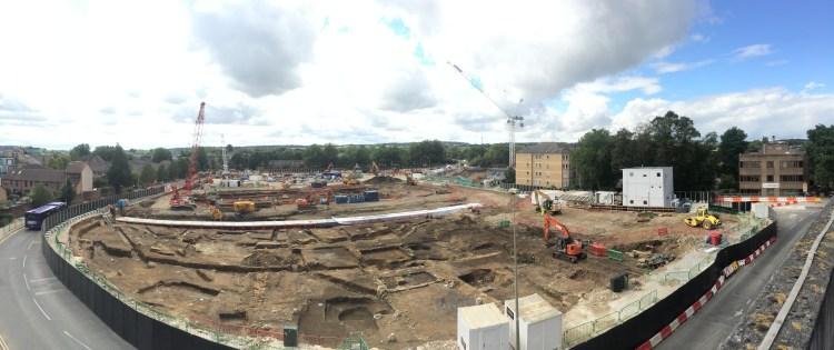 Oxford Excavations