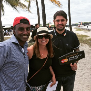 With Chef Marcus Samuelsson and Chef Ludo Lefebvre