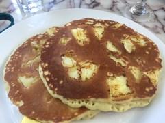 Richard's Very Good Pineapple Pancakes at Blue Heaven - 729 Thomas Street, Key West - blueheaven.com